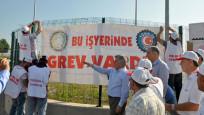 Bursa'daki Nestle fabrikasında grev sona erdi