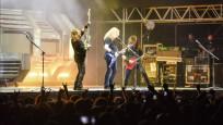 İstanbul'dan Megadeth rüzgarı