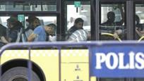 Ankara'da bin 200 er serbest bırakıldı