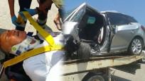 Mustafa Alabora ölümden döndü!