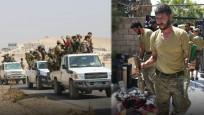 Cerablus'a hava harekatı 25 PYD'li öldürüldü