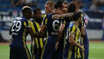 Fenerbahçe Kadıköy'de siftah yaptı