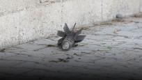 Hatay Yayladağı'na havan mermisi düştü!
