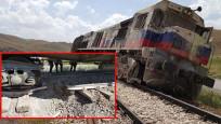 PKK'dan Van'da trene bombalı tuzak!