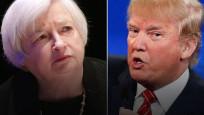 Trump, FED'i işini yapmamakla suçladı