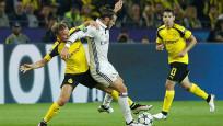 Borussia Dortmund :2 - Real Madrid:2