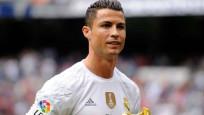 Ronaldo'nun uçağı yere çakıldı!
