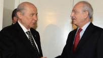 Kılıçdaroğlu ve Bahçeli'den görüşme sonrası açıklama