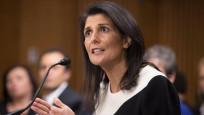 Trump'ın BM adayı Müslümanların fişlenmesine karşı