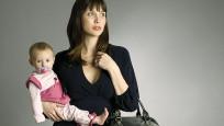 Çalışan anneye bin 500 lira destek