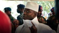Yahya Jammeh görevi bırakmayı kabul etti