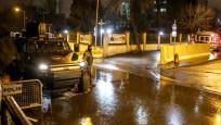 İstanbul'da lav silahlı saldırılardan kareler
