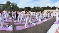 Şile'de hafta sonu Yoga Festivali
