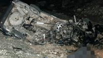 Düğün dönüşü feci kaza: 3 ölü, 7 yaralı