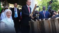 Erdoğan Tanzanya'da tamtam çaldı