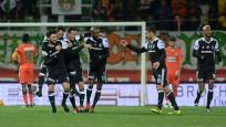 Aytemiz Alanyaspor:1 - Beşiktaş:4