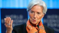 Lagarde: Ekonomik toparlanma rayından çıkabilir