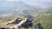 TSK Zap'ta güvenli bölge için operasyonda