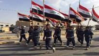 Irak ordusu zafer ilan etti! İşte kutlamalardan ilk görüntüler