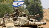 İsrail tankları Suriye'yi vurdu