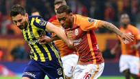 Galatasaray Fenerbahçe maçı 11'leri belli oldu