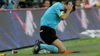Galatasaray-Fenerbahçe derbisinde yaşanan gergin anlar