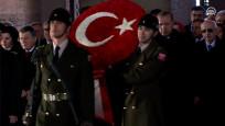 Türkiye Ata'sını anıyor! Devlet erkanı Anıtkabir'e çıktı