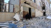 Süleymaniye'deki deprem anı, kameralara böyle yansıdı