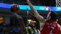 Fenerbahçe'ye evinde Olympiakos darbesi