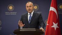 Dışişleri Bakanı'ndan flaş Halkbank açıklaması