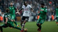 Beşiktaş:0 - TM Akhisarspor:0