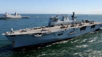 Türkiye, İngiliz gemisine talip iddiası