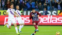 Trabzon'da gol düellosu!