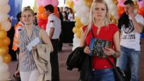 Antalya'ya 10 ayda 9.5 milyon turist geldi
