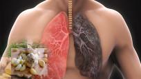 Akciğeri temizleyen yiyecekler
