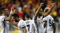 Beşiktaş, G Grubu'nu lider tamamladı