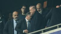 Erdoğan, Vodafone Park'ta