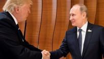 Trump Putin'le Suriye'yi görüştü