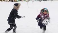 İlk kar tatili haberi Niğde'den geldi