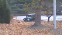 Güney'e kaçarken vurulan Kuzey Kore askerinin görüntüleri yayınlandı