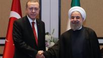 Erdoğan - Ruhani Soçi'de görüşmeye başladı