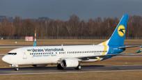 2 Ukrayna uçağına bomba ihbarı