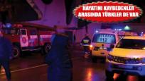 Batum'da Türk işadamının otelinde yangın: 12 ölü