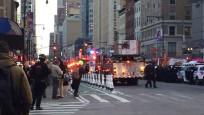 New York patlamasından ilk kareler