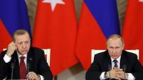 Erdoğan ve Putin ortak basın açıklaması