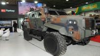 Milli silahlar Kuveyt'te şov yaptı!