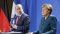 İsrail'e bir darbe de Almanlardan
