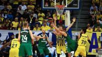 Fenerbahçe'nin galibiyet serisi son buldu