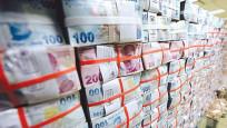 Bütçe Kasım'da 8.5 milyar lira fazla verdi