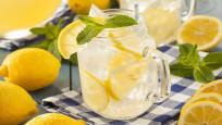İşte limon suyunun iyi geldiği hastalıklar